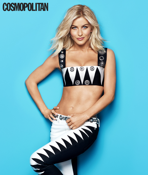 Cosmopolitan - Feb '16 - Julianne Hough