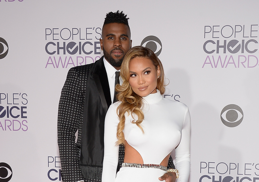 Jason Derulo Dishes on His New Relationship with Daphne Joy