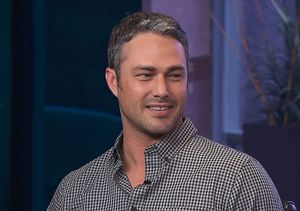 Taylor Kinney Talks Wedding Plans, Little White Chapels, and 'The Forest'