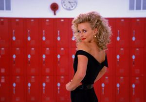 Julianne Hough's Description of Sandy in 'Grease: Live' Is Spot-On