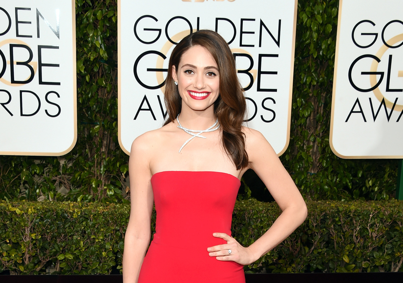 Emmy Rossum Reveals What She Actually Weighs