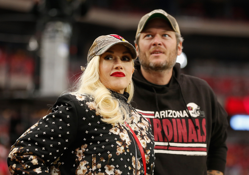 Weekend Wedding Bells Drew Blake Shelton & Gwen Stefani to Nashville