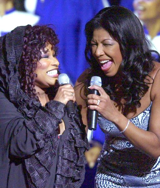 Chaka Khan Will Sing at Natalie Cole's Funeral