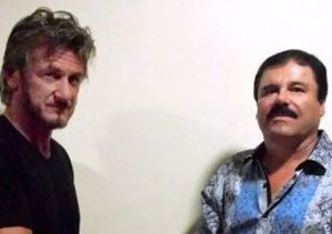 Sean Penn Interviewed El Chapo, Which Led to the Fugitive's Arrest