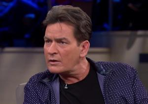 Charlie Sheen: 'I'm Amazed I'm Actually Alive'