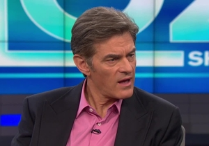 Charlie Sheen Talks with Dr. Oz About His HIV Meds