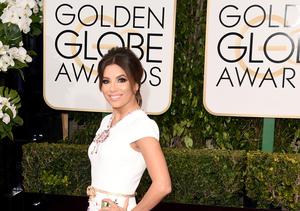 Everything You Need to Know About Eva Longoria's Golden Globes Gown