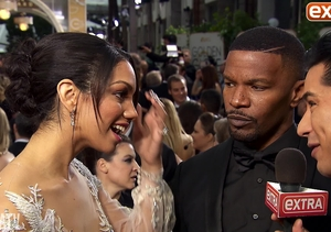 Jamie Foxx Gets Emotional Talking About Daughter Corrine