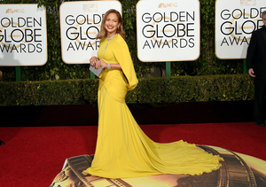 Jennifer Lopez Shines Brightly in Marigold, Drips in Diamonds at Golden Globes