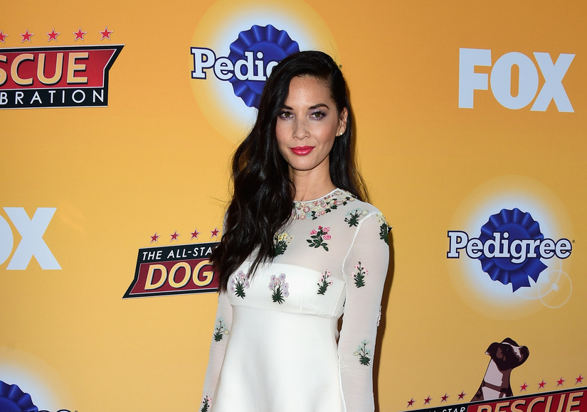 Olivia Munn's Epic Text Exchange with Mom on Engagement Rumors