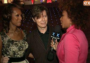 David Bowie & Iman's Love Story