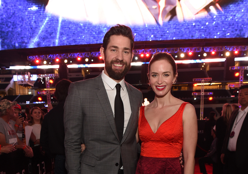 How Emily Blunt Inspires John Krasinski 'Every Single Day'
