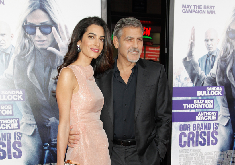 Amal Clooney Speaks! See a Clip from Her First Network Interview