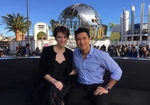 Lauren Cohan Spills on 'Walking Dead' Mid-Season Premiere