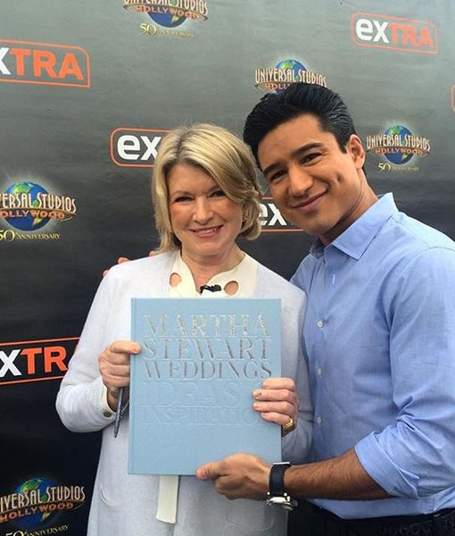 Martha Stewart's Best Wedding Planning Advice for Lady Gaga