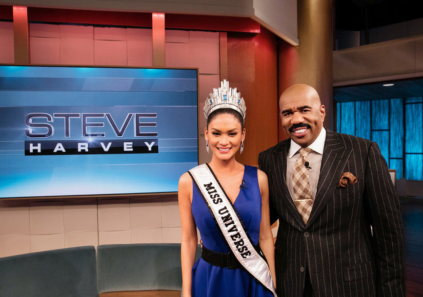 Steve Harvey to Speak Out on Miss Universe Incident