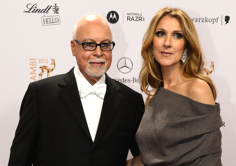 René Angélil's Funeral to Be Held in Church Where He Married Céline Dion