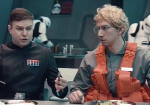 Watch the 'Star Wars'-Themed 'Undercover Boss' Skit on 'SNL'