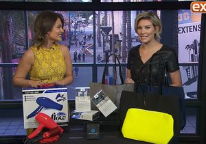 Shop the Scoop: Bags, Earbuds, and Blowdry Kits