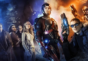 The 'Legends of Tomorrow' Cast Dishes on Their Characters and the New…