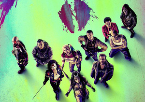 More Action-Packed 'Suicide Squad' and 'Wonder Woman' Footage Released…