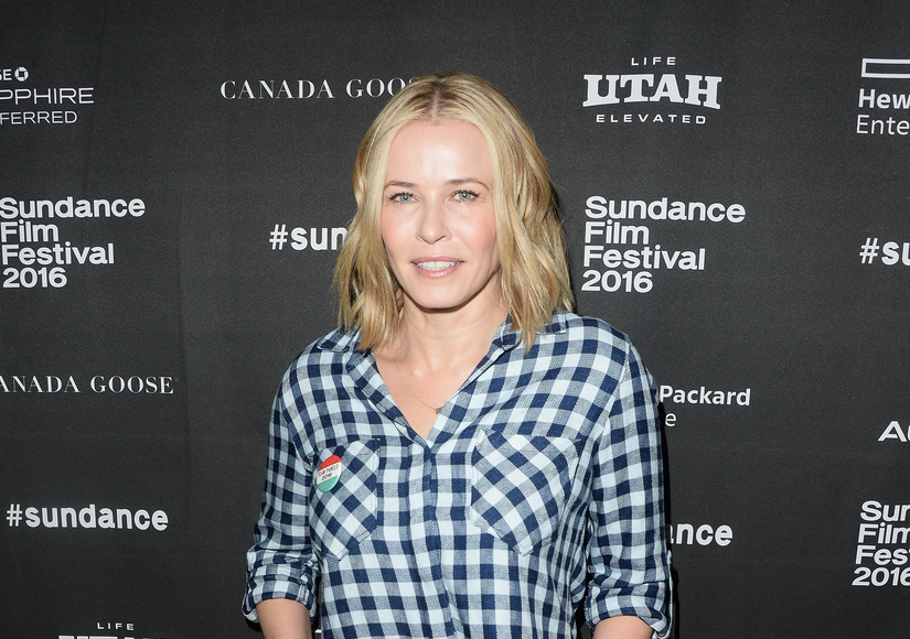 Chelsea Handler Talks Racism and #OscarsSoWhite Controversy