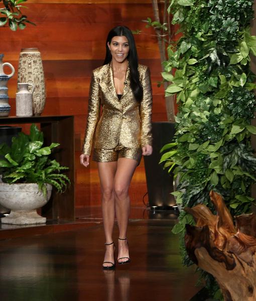 Kourtney Kardashian Sets the Record Straight on Justin Bieber Romance Rumors