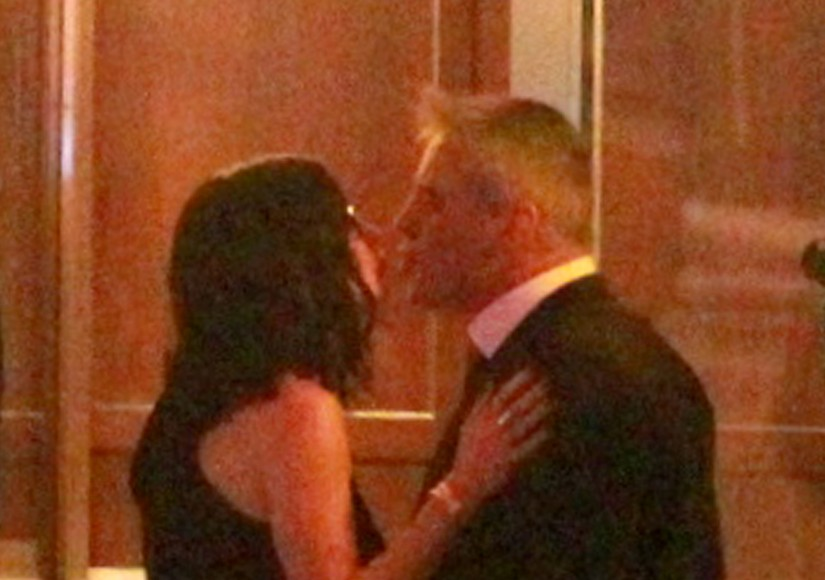 Courteney Cox & Matt LeBlanc: The Real Story Behind THAT Kissing Pic