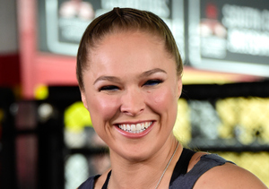 Ronda Rousey Is Not Engaged, Despite Giant Rock