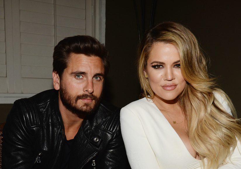 How Scott Disick Responded to Rumors About Being the Father of Khloé Kardashian's Baby