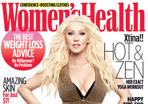 Christina Aguilera Sounds Off on the Pressures of Motherhood