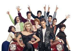 Celebrities React to 'Grease: Live' — See Their Tweets!