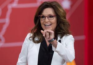 Sarah Palin Could Be the Next 'Judge Judy'