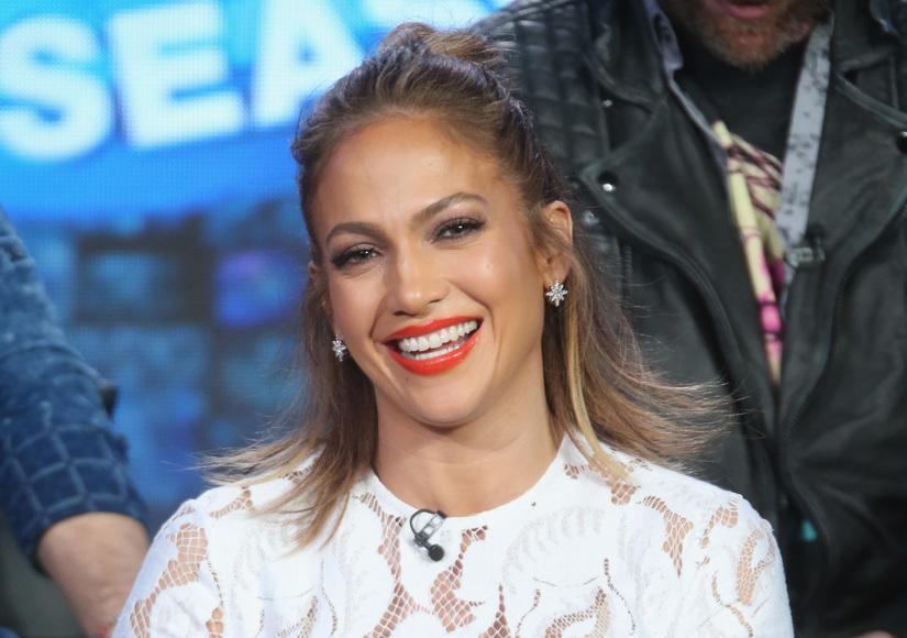 Jennifer Lopez Gets Goofy in Makeup-Free Video