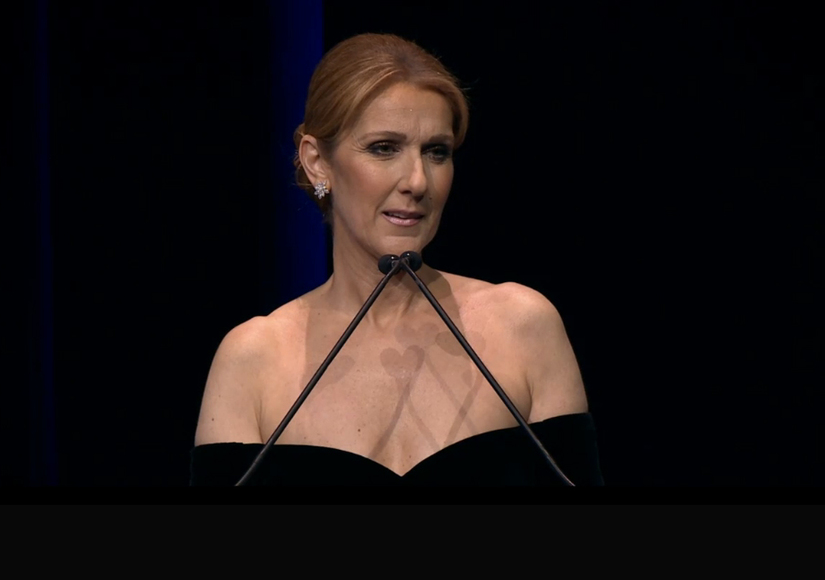 Céline Dion Breaks Down During Emotional Tribute to René Angélil