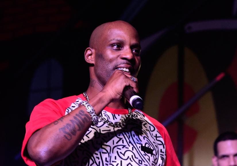 Rapper DMX, 45, Found Unconscious with No Pulse