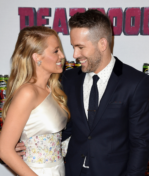 Why Ryan Reynolds Doesn't Mind Blake Lively Kissing Male Co-stars