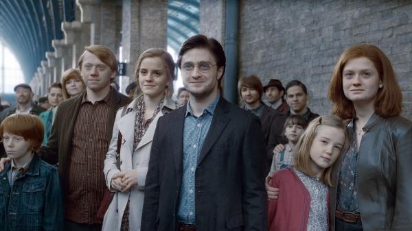 J.K. Rowling Announces Surprise 'Harry Potter' Sequel