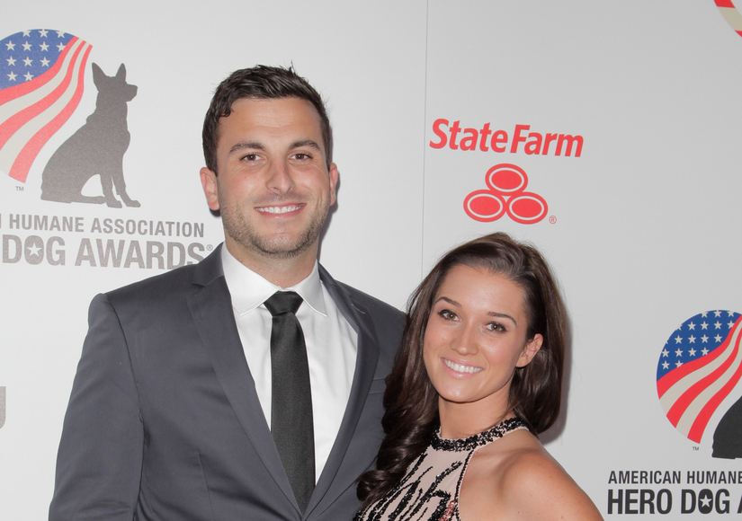 'Bachelor in Paradise' Couple Jade Roper & Tanner Tolbert Expecting First Child — See Her Baby Bump!