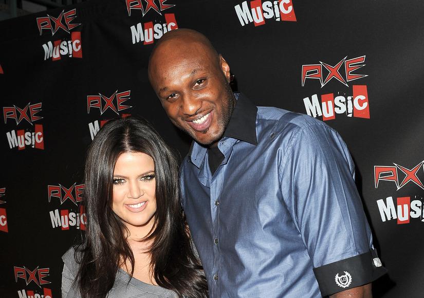 Khloé Kardashian Reveals Eerie Premonition on Day of Lamar Odom's OD