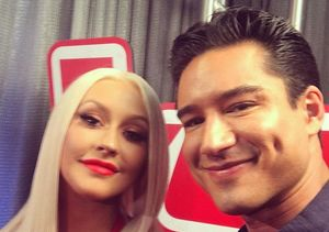 Exclusive: Christina Aguilera Dishes on 'The Voice,' Woman Power, and Her…