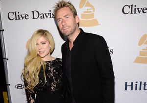 Avril Lavigne and Chad Kroeger Reconcile!