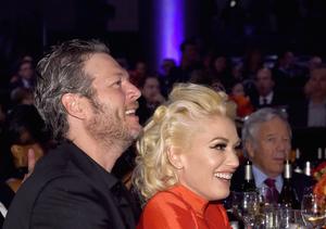 PDA Alert! Details on Gwen Stefani & Blake Shelton's First Valentine's…