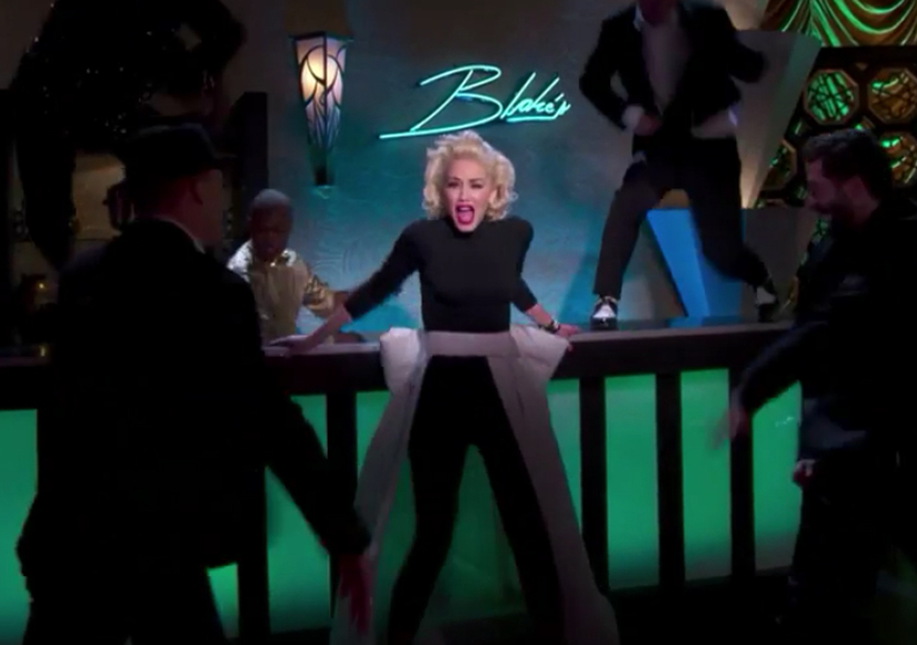 Blake Shelton's Response to Gwen Stefani's 'Make Me Like You' Music Video
