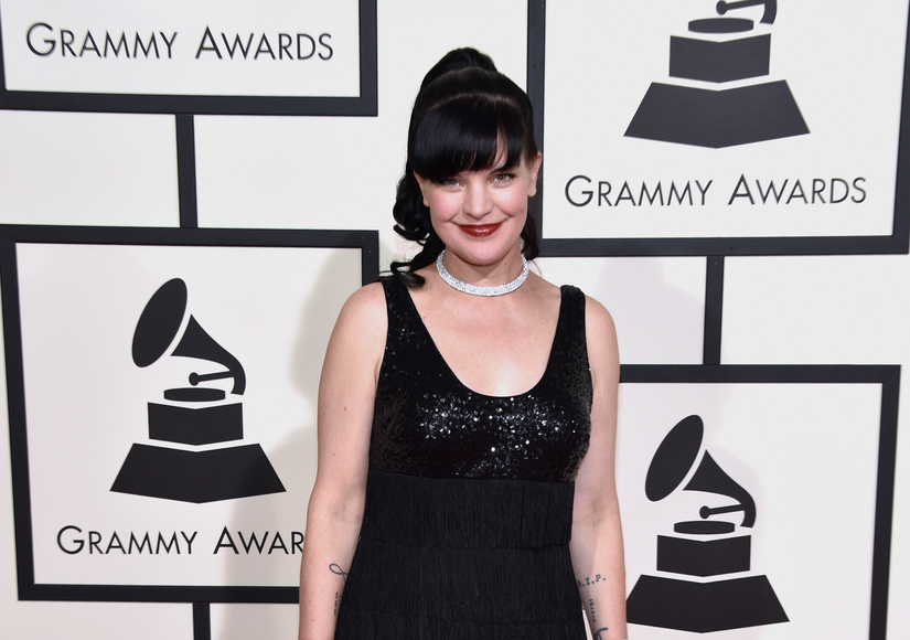 Grammys 2016: Pauley Perrette Opens Up on Her Latest Encounter with a Homeless Man