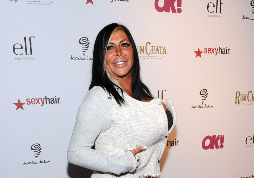 'Mob Wives' Star Big Ang Dies of Cancer