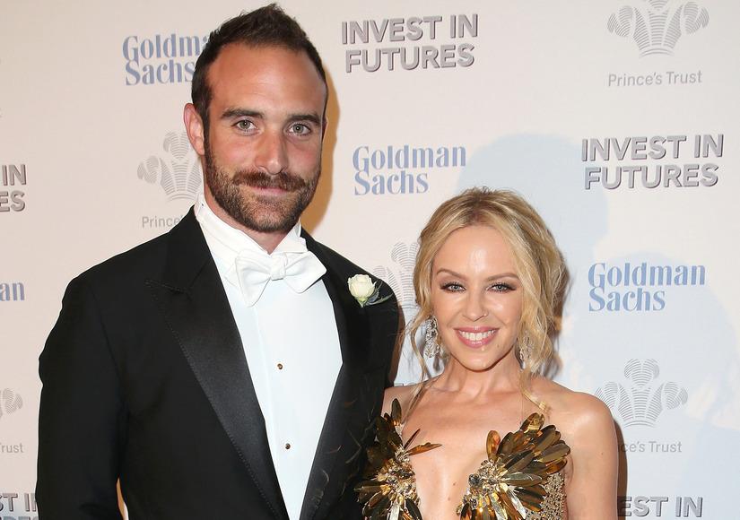 Pop Star Kylie Minogue Confirms Engagement to 'Galavant's' Joshua Sasse