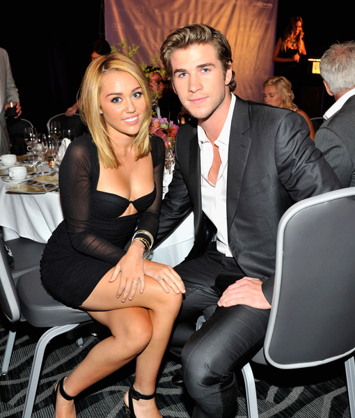 Miley Cyrus Liam Hemsworth Are Not Married
