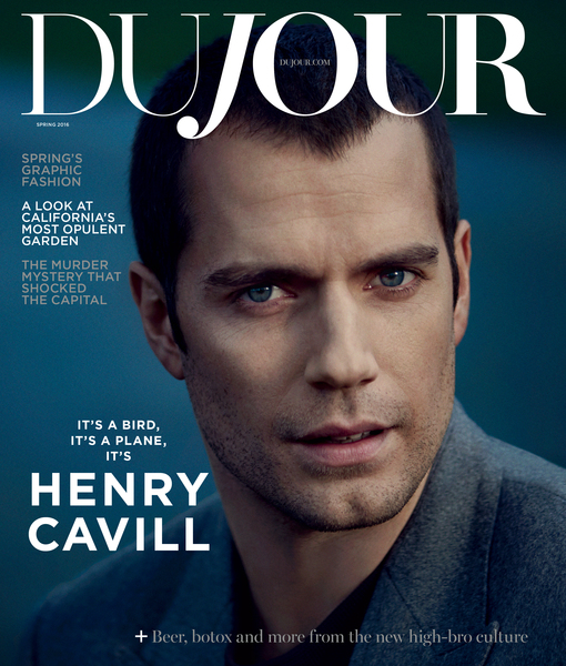 Henry Cavill Wore Christopher Reeve's Original Suit Before Nabbing Superman Role