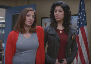 'Brooklyn Nine-Nine' Sneak Peek: Gina Is Making a Precinct Informational Video?!